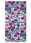 Bavlněné prostěradlo Monster High + povlak na polštář Monster High ZDARMA