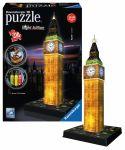 Rappa Puzzle 3D Big Ben noční edice, 216 dílů