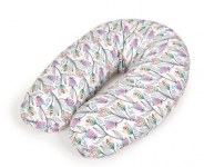 Ceba Kojící polštář - relaxační poduška Cebuška Physio Multi - Flower Power