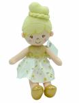 Hadrová panenka Soňa, Tulilo, 30 cm - žlutá