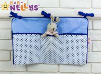 Praktický kapsář na postýlku Baby Nellys ® - č. 17