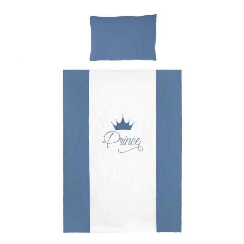 2-dílné ložní povlečení Belisima Royal Baby 90/120 modré 38850