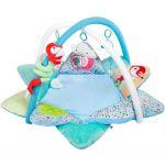Luxusní hrací deka s melodií PlayTo Fox 36003