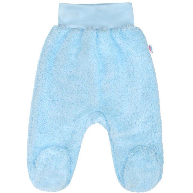 Zimní polodupačky New Baby Nice Bear modré 36876