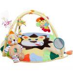 Hrací deka s melodií PlayTo lvíče s hračkou 31616
