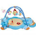 Hrací deka s melodií PlayTo slůně s hračkou 31615