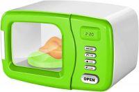 Dětská Mikrovlná trouba na baterie - zelená
