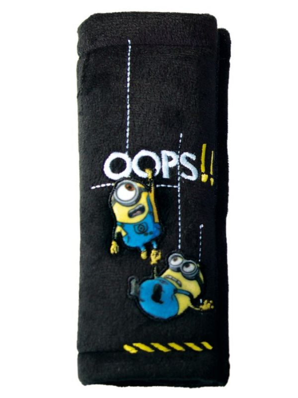 Chránič na bezpečnostní pásy Disney Minions KAUFMANN