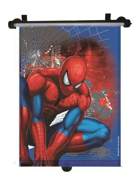 Sluneční roleta do auta Spider-man KAUFMANN