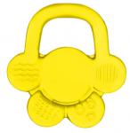 BabyOno Kousátko gelové - Žluté