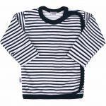 Kojenecká košilka New Baby Classic II s modrými pruhy 34975