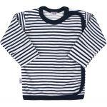 Kojenecká košilka New Baby Classic II s modrými pruhy 34952