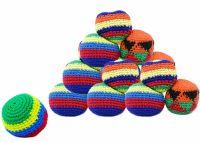 Míček Hakisak - Footbag barevný