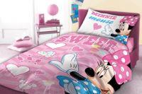 Dětské povlečení Minnie Mouse 05 Faro