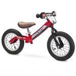 Dětské odrážedlo kolo Toyz Rocket red 35826