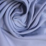 Bavlněné prostěradlo 160x70 cm - šedé
