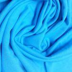 Bavlněné prostěradlo 160x70 cm - tyrkysové