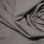 Froté prostěradlo 180x80 cm - šedé