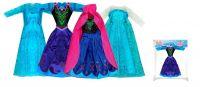 Oblečení pro panenku zimní království