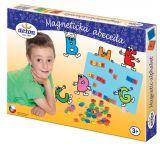 Hra magnetická Abeceda