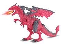 Firegon (ohnivý drak) s efekty RC 45 cm