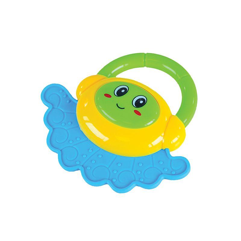 Chrastítko chobotnička s úchytem RAPPA