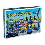 Hra Policajti 3 logické hry