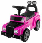 Tulimi Odstrkovadlo, odrážedlo, jezdítko Sport Car - růžové