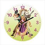 Dětské hodiny Princezna na Vlásku