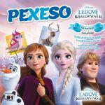 Pexeso v sešitu FROZEN 2 - Ledové království