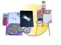 Vybavení k malířskému stojanu 2 SW2 - 14241