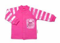 Baby Nellys Bavlněná košilka Sweet Little Princess, růžová, vel. 68