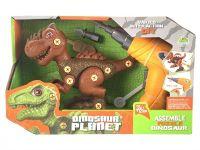 Dinosaurus šroubovací Tyranosaurus se šroubovákem na baterie