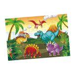 Puzzle dinosauři maxi 48 ks 92 x 62 cm