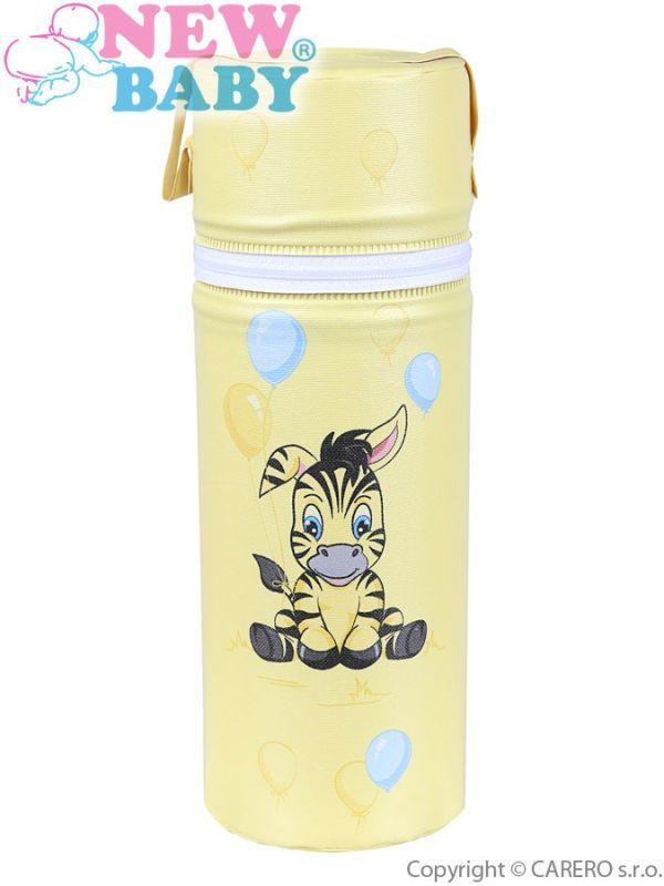 Termoobal Standard New Baby Zebra žlutá 21292