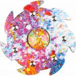 Fidget Spinner Bayo multicolor 32088