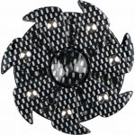Fidget Spinner Bayo šedý 32087