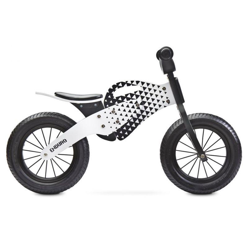 Dětské odrážedlo kolo Toyz Enduro 2018 grey 35504
