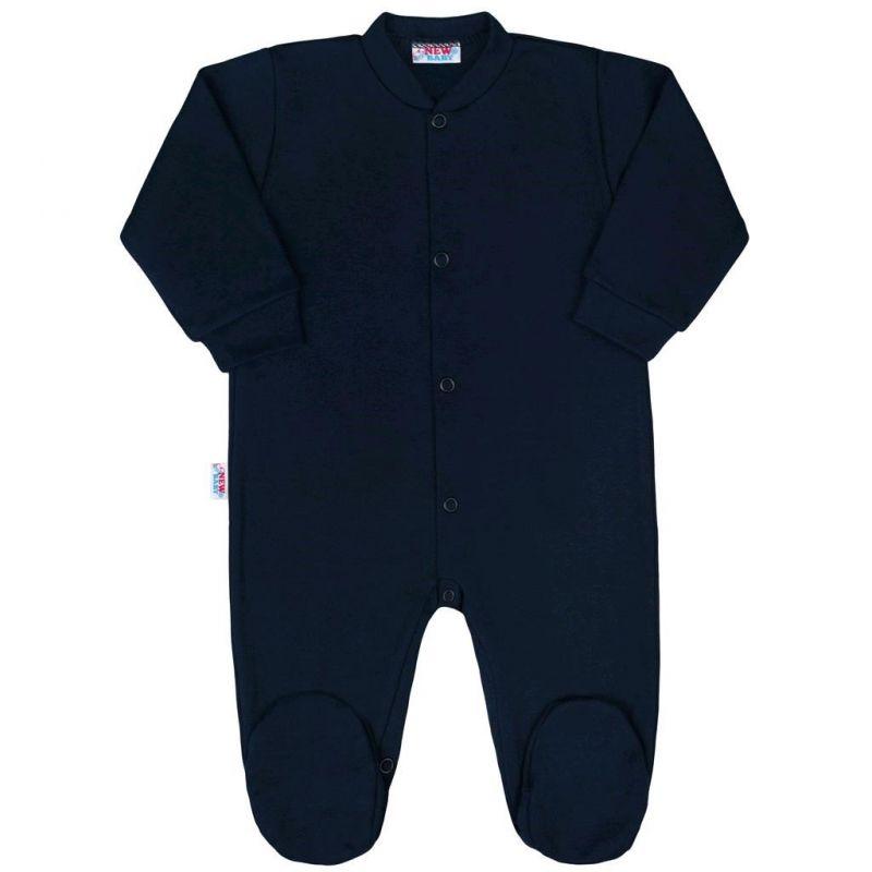 Kojenecký overal New Baby Classic II tmavě modrý 35115