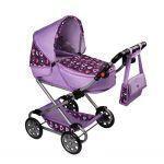 Dětský kočárek pro panenky 2v1 New Baby Andrea 37878