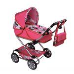Dětský kočárek pro panenky 2v1 New Baby Veronika 37879